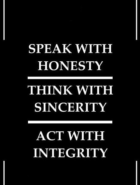 famous integrity quotes