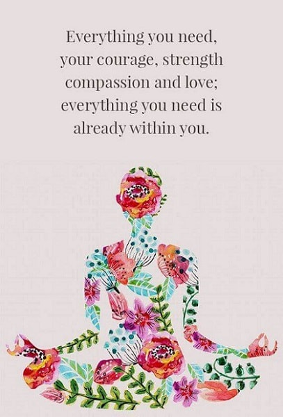 healing words quotes