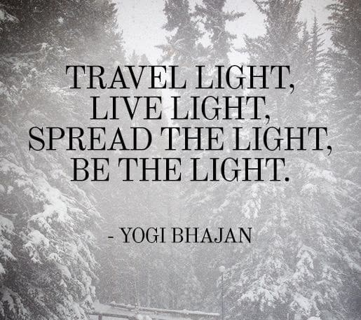light quotes and sayings with images