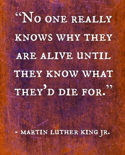 martin luther king jr quotes on peace