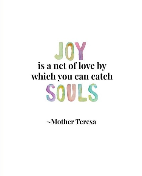 mother teresa quotes happiness