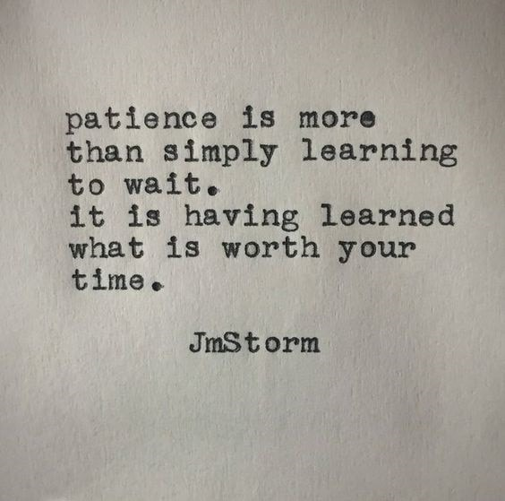 patience quotes famous