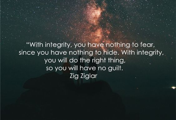 quotes on integrity