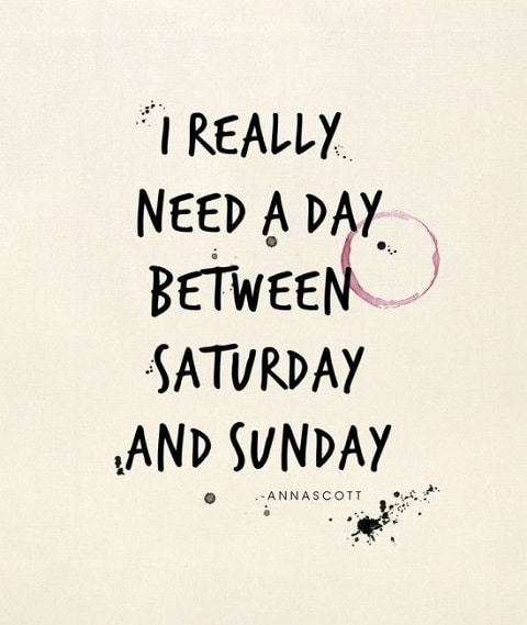 saturday quotes and sayings