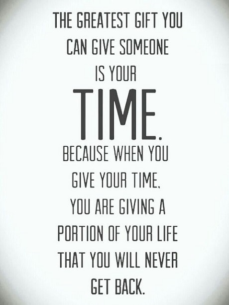 time quotes about love
