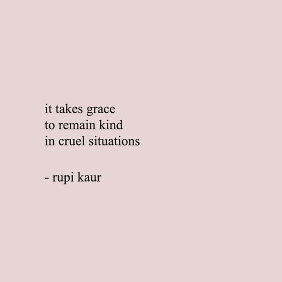 wise rupi kaur quotes