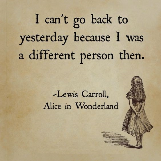 alice in wonderland quotes with pictures