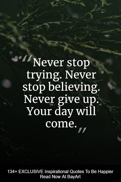 positive inspirational quotes and sayings about life