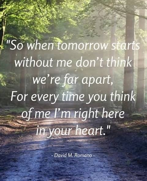 quotes for remembering a loved one