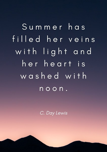 summer quotes for instagram