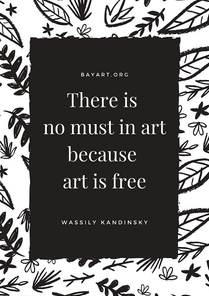 famous artist quotes about art