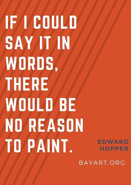 inspirational art quotes by artists