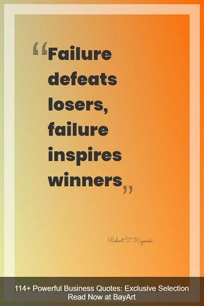 inspiring business quotes and sayings