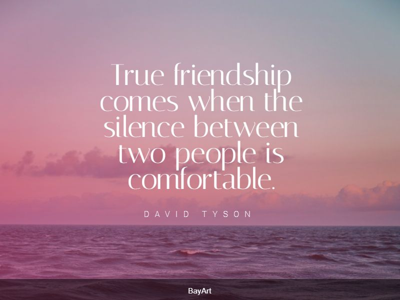 lovely true friendship quotes