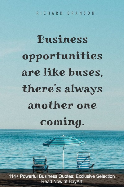 most powerful business quotes and sayings
