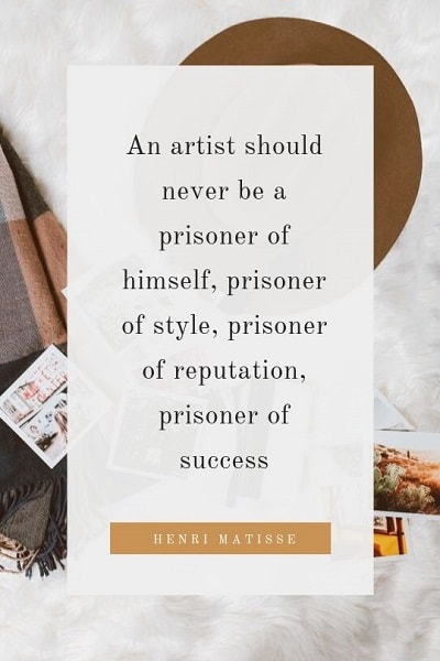 motivational art quotes by greatest artists