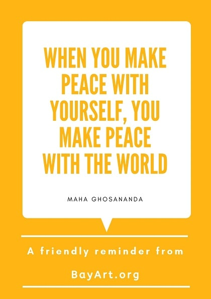 peace quotes short