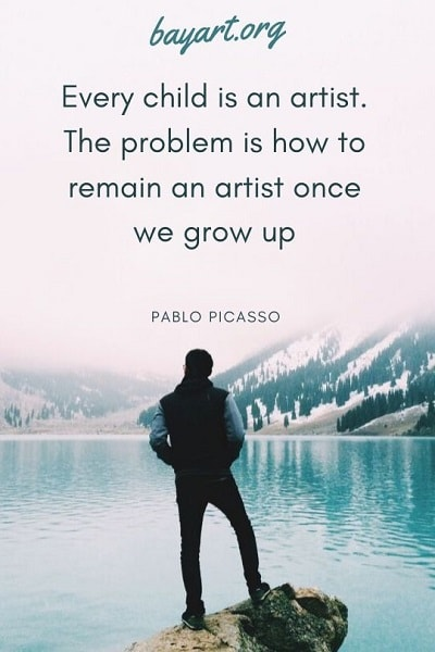 powerful quotes by famous artists