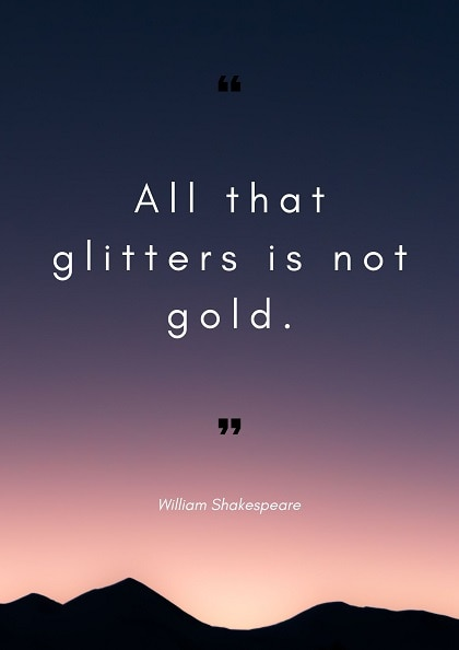 william shakespeare quotes with images