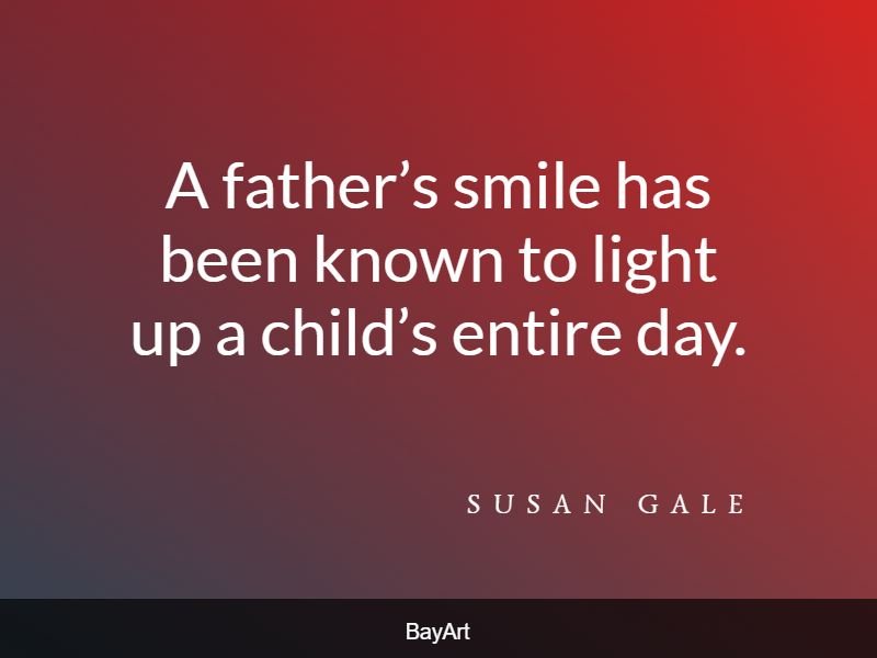 beautiful father's day quotes