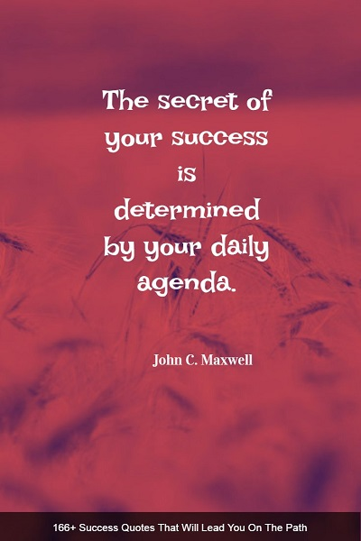 best success quotes and sayings of all time