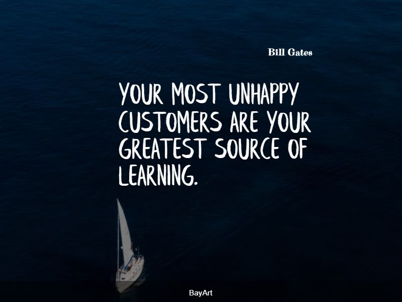 famous customer service quotes