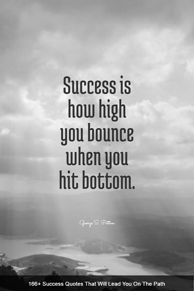 famous success quotes and sayings