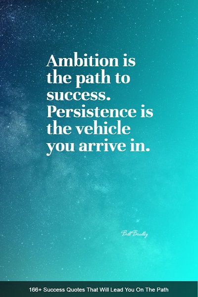 inspirational success quotes and sayings