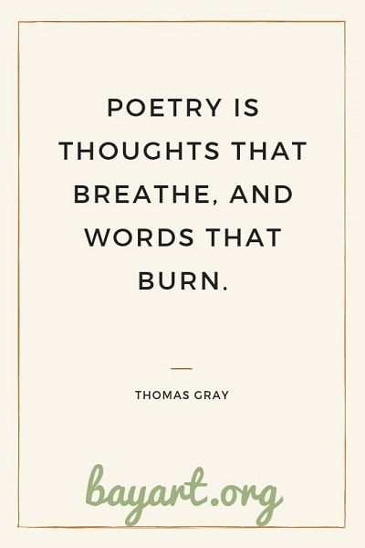 quotes about poems
