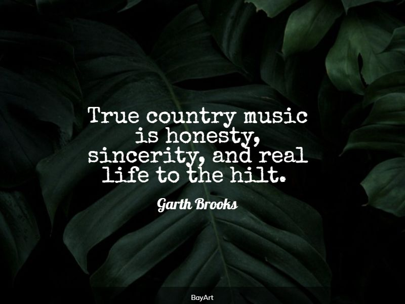 popular country quotes