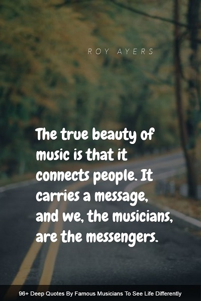 uplifting quotes by music artists