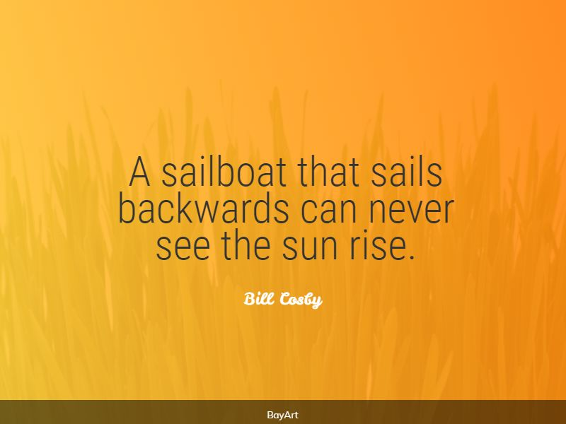 encouraging boat quotes