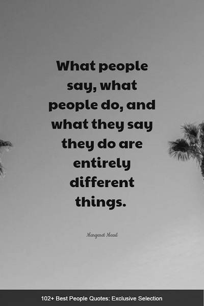 best people quotes and sayings