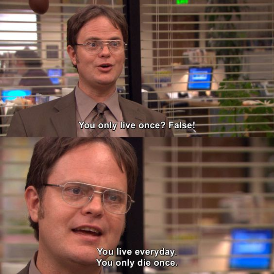 iconic the office quotes