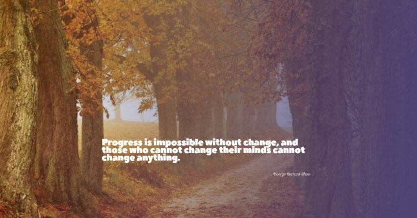 quotes about change for the better
