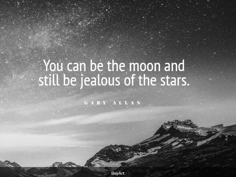 best moon quotes