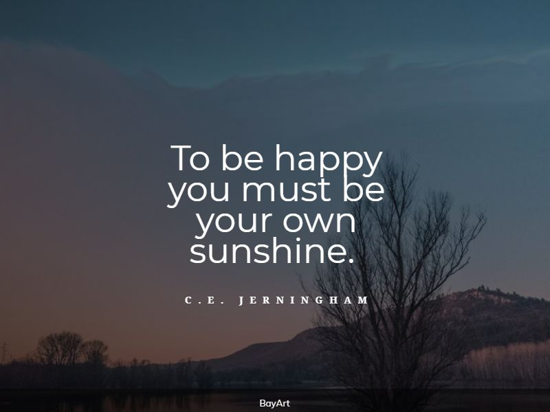 best sunshine quotes