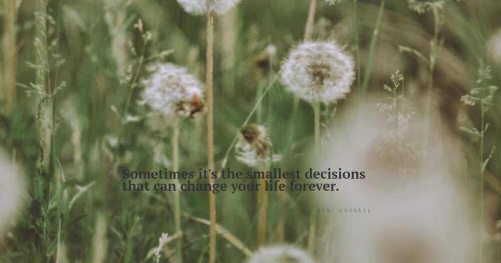 choices quotes