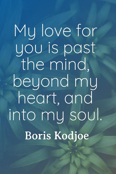 cute love quotes for him to make his day