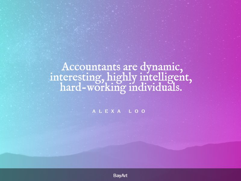 famous accounting quotes
