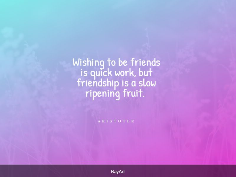 famous old friends quotes