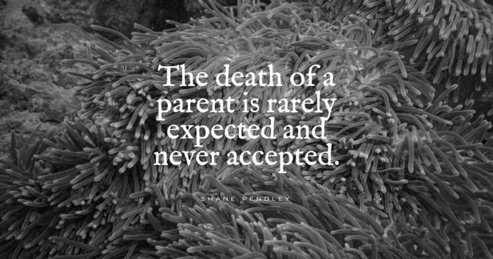 father death quotes