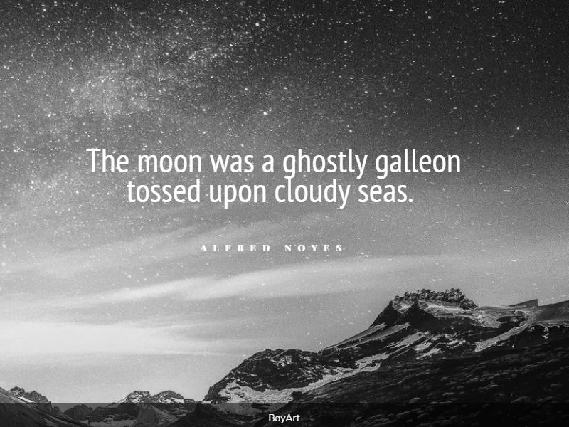 popular moon quotes