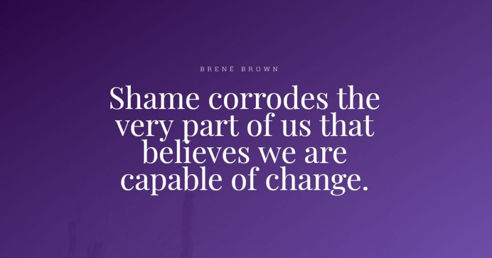 shame quotes