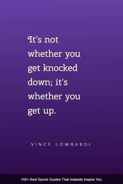 sports quotes and sayings