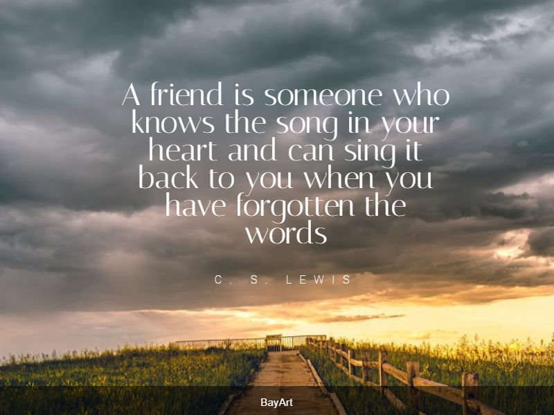 beautiful friends forever quotes
