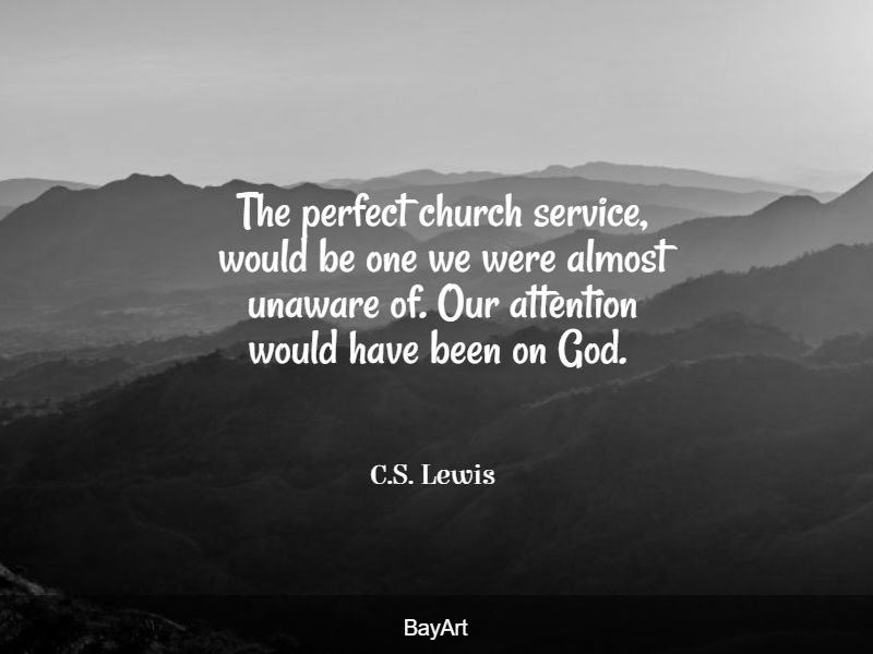 best church quotes