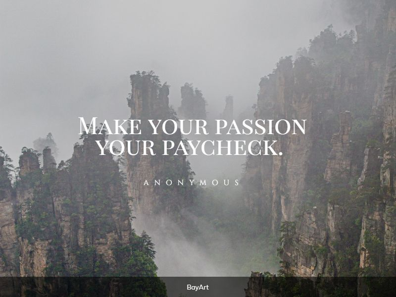 best passion quotes