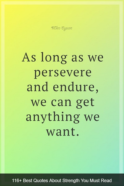 best quotes and sayings about strength