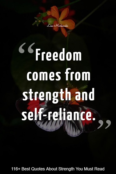 best strength quotes and sayings